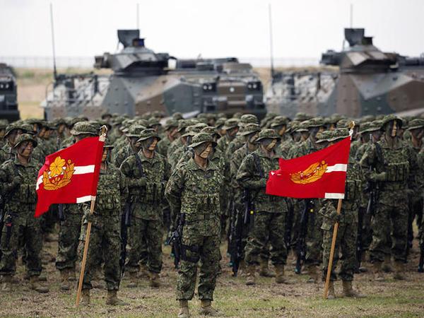 Yaponiya xaricdə ilk daimi hərbi baza yaradır