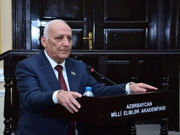 """Akademik: """"Müasir inkişafın Azərbaycan modelinin müəllifi Prezident İlham Əliyevdir"""""""