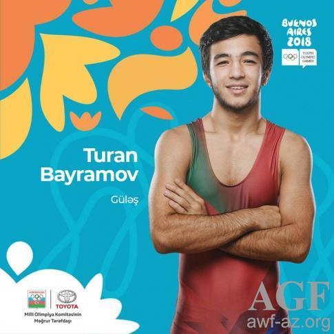 Azərbaycanlı güləşçi olimpiya çempionu oldu
