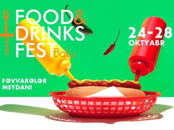 Küçə yeməyi festivalı Bakıya qayıdır - FOTO