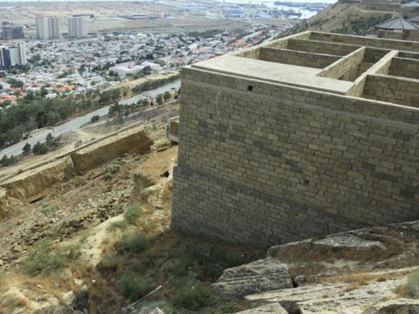 """""""Bu evlərin heç biri qanunsuz deyil"""" - FOTO"""