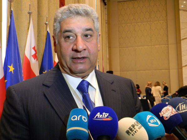 """""""Azərbaycan idmanında korrupsiya yoxdur"""" - <span class=""""color_red"""">Azad Rəhimov</span>"""