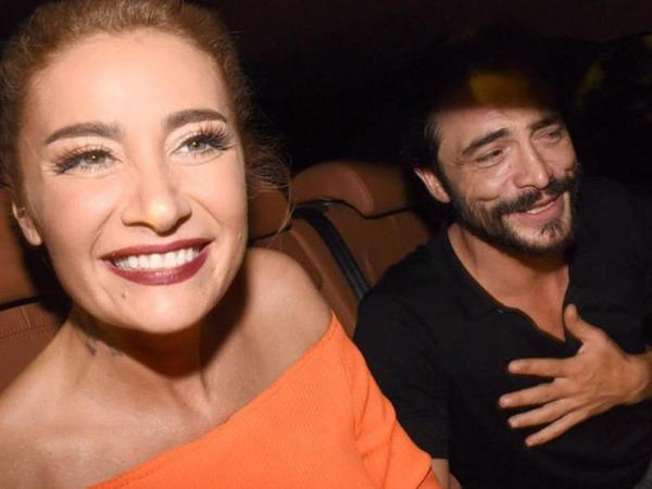Sıla və Ahmetin barışıqdan sonrakı fotoları