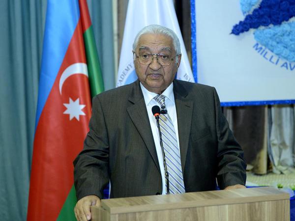 """Arif Paşayev: """"Azərbaycan dünyanın azsaylı kosmik ölkələri sırasına daxil olub"""" - <span class=""""color_red"""">FOTO</span>"""