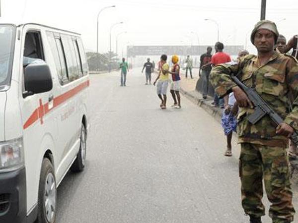 Nigeriyada neft emalı zavodunda partlayış: 60 ölü