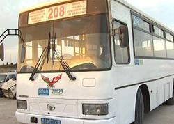 Bakıda ölümə səbəb olan avtobus sürücüsü və şirkət rəsmisi həbs edildi - FOTO