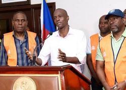 Haiti prezidentinə sui-qəsd cəhdi olub, yaralılar var