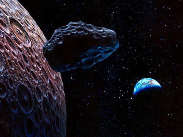 Kometa və asteroid arasındakı fərq nədir?