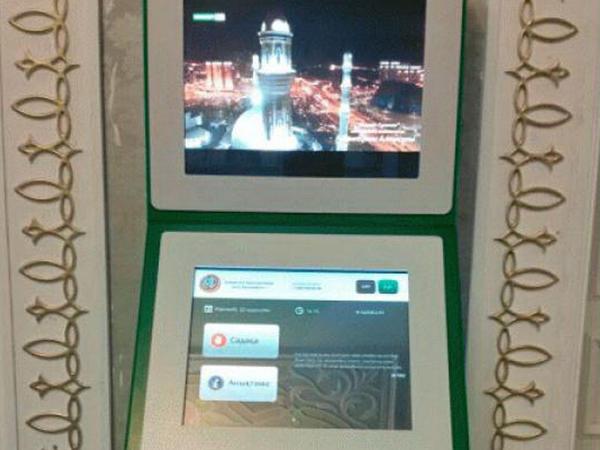 Nəzir toplamaq üçün terminallar quraşdırıldı - FOTO