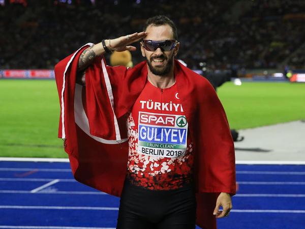 """Ramil Quliyev """"İlin atleti"""" mükafatının finalçısı oldu"""