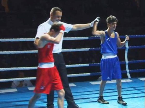 2 boksçumuz Avropa çempionu oldu