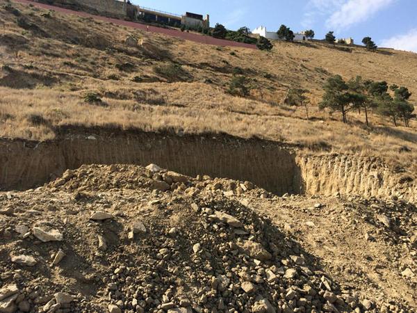 Coğrafiya İnstitutundan TƏKLİF: Badamdarda quyuların qazılması yolu ilə qrunt suları çıxarılsa, sürüşmə dayanacaq