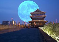 """Çin süni Ay hazırlayacaq - <span class=""""color_red"""">küçələri işıqlandırmaq üçün - FOTO</span>"""