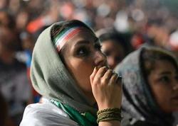 İranda qadınlara futbola baxmaq qadağan olundu