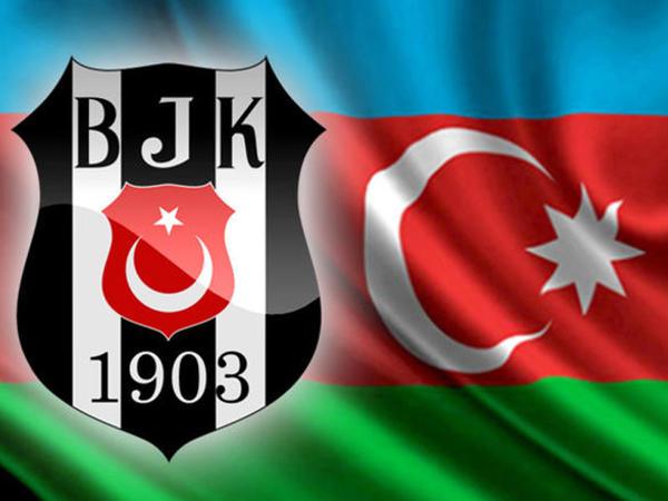 """""""Beşiktaş""""dan azərbaycanlılara <span class=""""color_red"""">ÖZƏL TƏBRİK - FOTO</span>"""