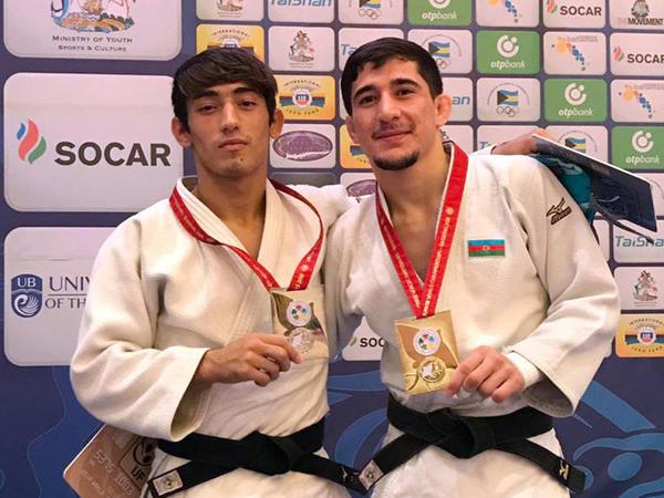 Cüdo üzrə dünya birinciliyində Azərbaycan finalı - FOTO