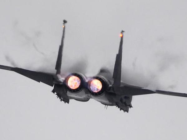 ABŞ qırıcıları Suriyada kürdləri bombaladı