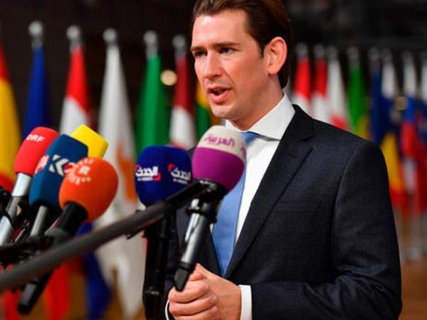 Avstriya Avropada qaçqın problemi ilə bağlı yeni mexanizm təklif edib