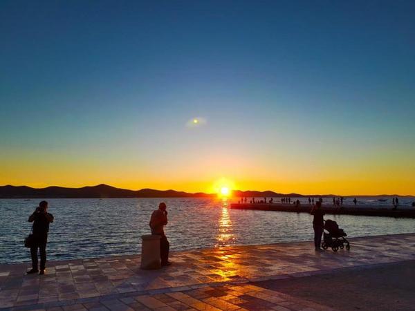 Xorvatiya şimaldan cənuba: Zadar - FOTO