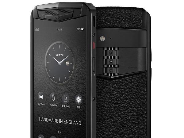 """Yeni bahalı smartfon təqdim olundu: titan qatışığı, kərtənkələ dərisi... - <span class=""""color_red"""">5000-14000 dollar dəyərində </span>"""