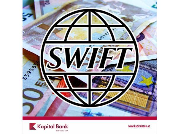 Kapital Bank SWIFT gpi sisteminə qoşulan ilk bankdır