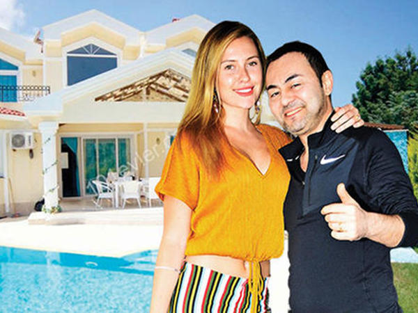 Sərdar 200 min dollara villa aldı - FOTO