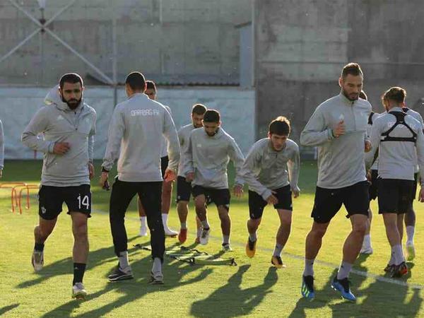 """Legionerlər """"Qarabağ""""a qoşuldu"""