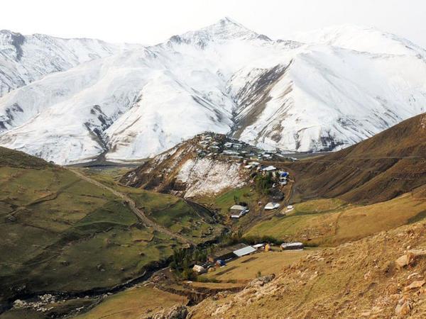 """""""The Guardian"""": Xınalıq kəndi Avropanın 10 ən yaxşı turizm məntəqəsindən biridir"""
