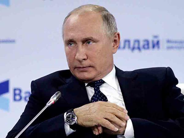 """""""ABŞ-ın Əfqanıstanda olması təhlükəsizlik üçün yaxşıdır"""" - <span class=""""color_red"""">Putin</span>"""