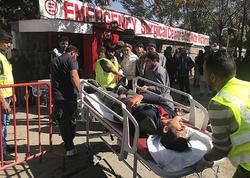 """Əfqanıstanda seçki günü partlayışlar: 44 nəfər ölüb, <span class=""""color_red"""">200-dən çox insan yaralanıb - YENİLƏNİB - FOTO</span>"""