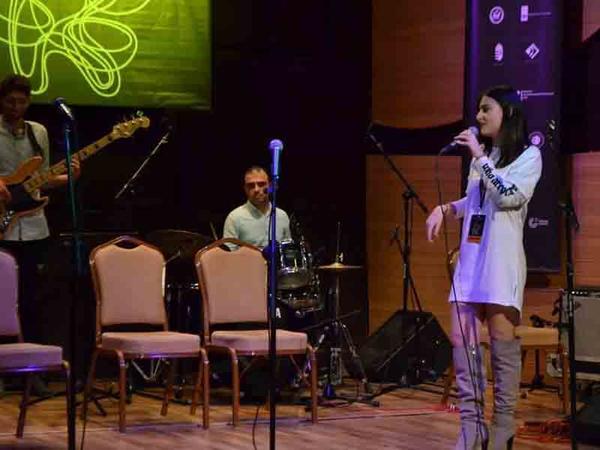 """""""I am Jazman!"""" müsabiqəsi qaliblərinin konserti keçirildi - FOTO"""