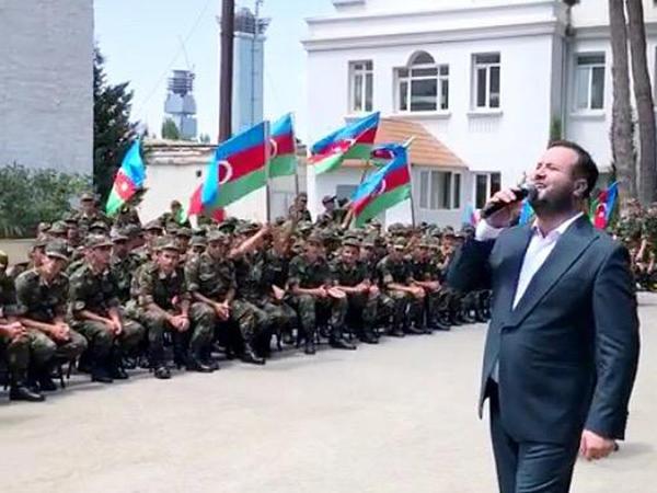 Dövlət Müstəqilliyi Gününə həsr edilmiş tədbir keçirilib - FOTO