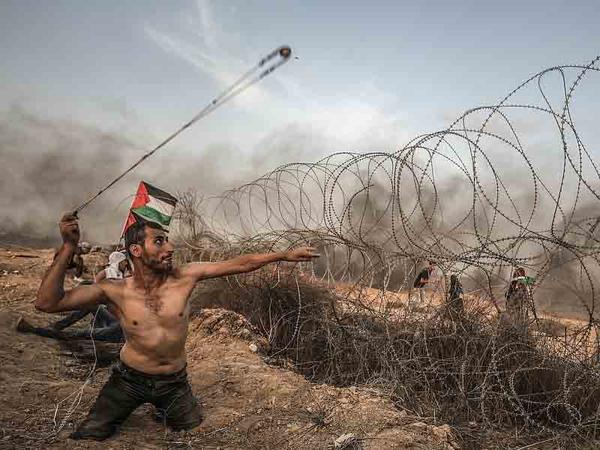 İsrail 150 fələstinlini vurdu - FOTO