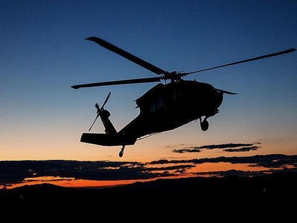 Yaponiyada helikopter 600 kq betonu meşəliyin üstünə tökdü