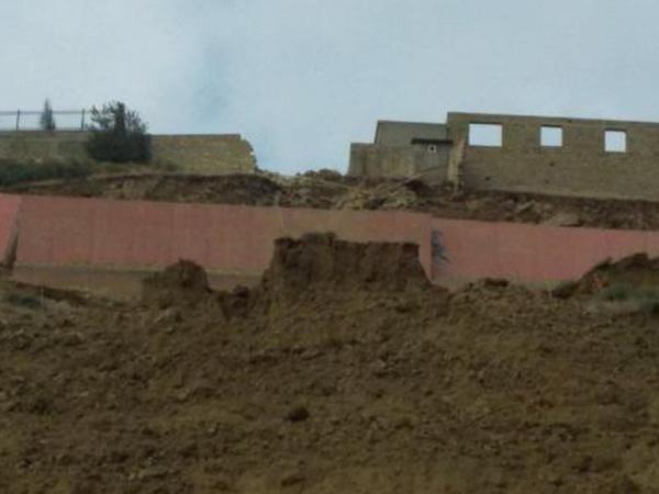 Qərargah: Badamdar sürüşmə zonasında gərginlik qalmaqdadır