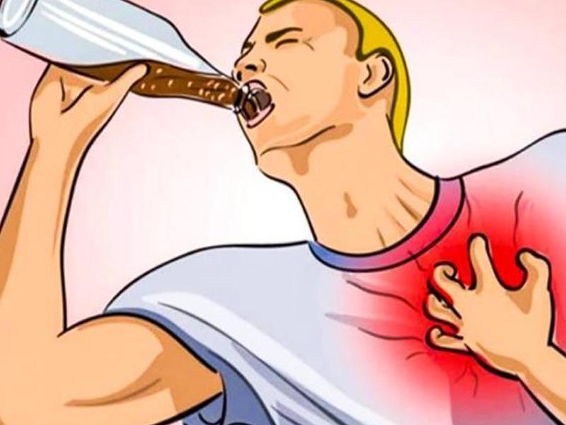 Dünyanın ən zərərli içkisi... Ürək dayanmasına səbəb ola bilər