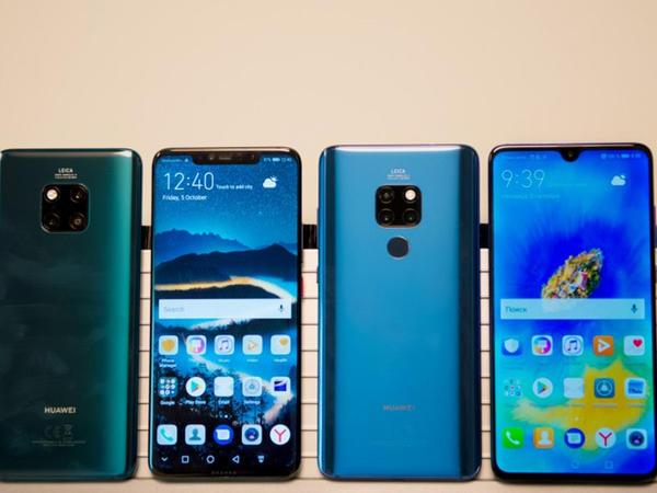 Huawei Mate 20 və Mate 20 Pro təqdim olundu