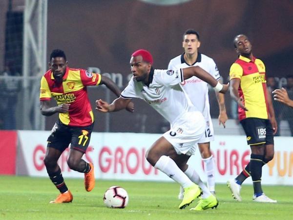 """""""Beşiktaş"""" məğlub olaraq beşinci sıraya enib - FOTO"""