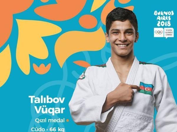 """Vüqar Talıbov: """"İnanıram ki, Parisdə keçiriləcək Yay Olimpiya Oyunlarının qalibi olacağam"""""""