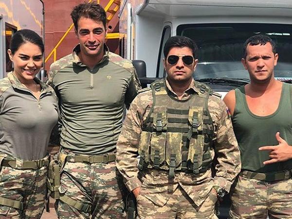 """Xocalı faciəsi """"Savaşçı"""" serialında - VİDEO"""