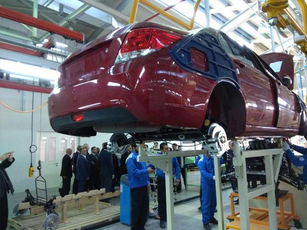 Azərbaycanda 9 ayda 458 avtomobil istehsal olunub