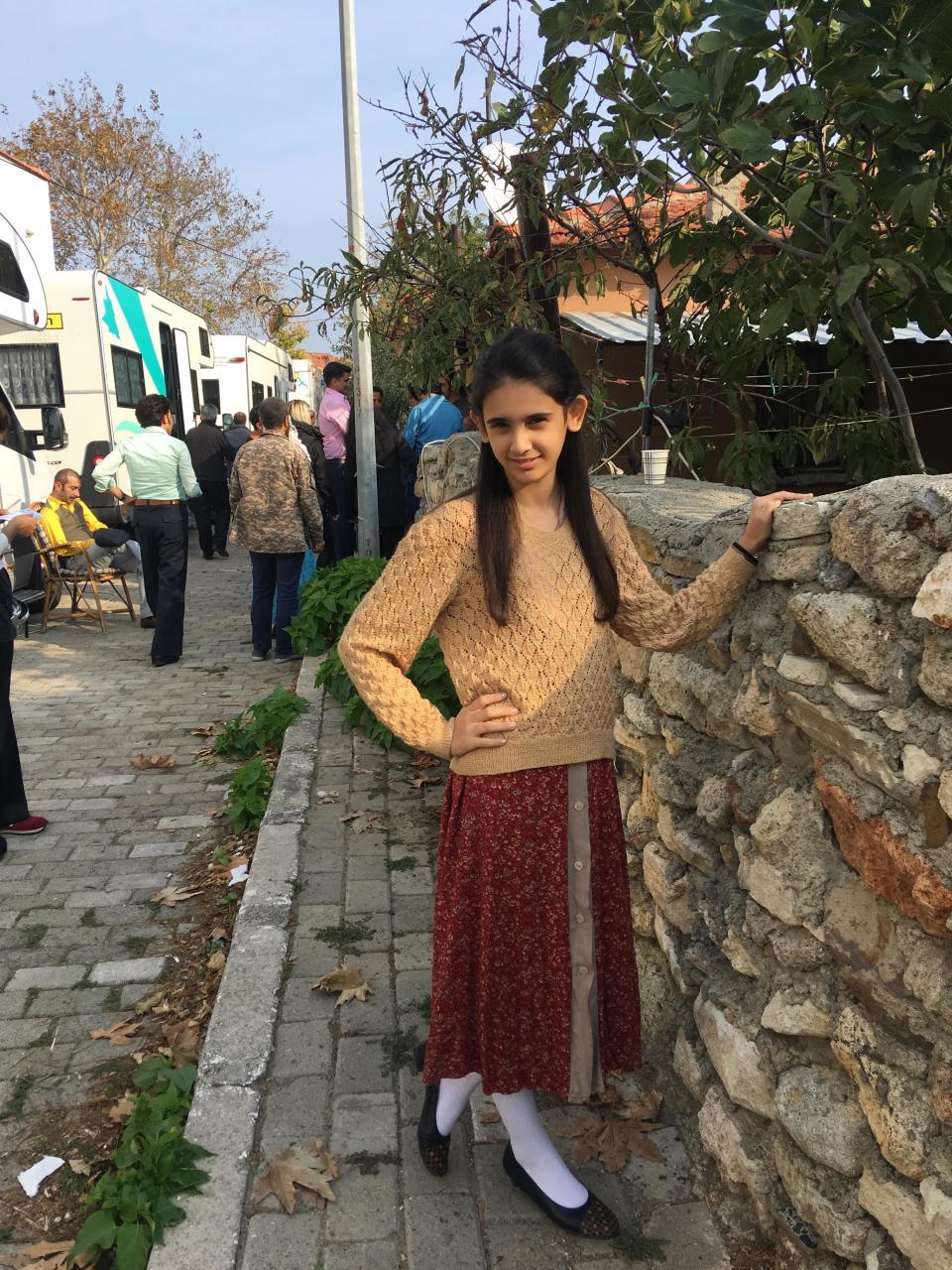 """Xanım Qafarovanın qızı Mahsun Kırmızıgülün qızı oldu - Gövhərli """"Mucize aşk"""" - VİDEO - FOTO"""
