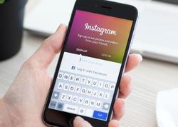 """""""Instagram""""ın işində problemlər müşahidə olunub"""