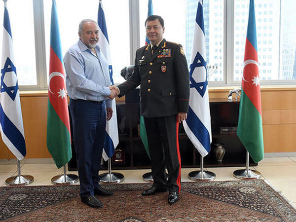 Təl-Əvivdə İsrail-Azərbaycan hərbi əməkdaşlığı müzakirə olundu