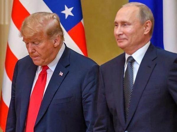 Tramp-Putin görüşünün tarixi açıqlandı