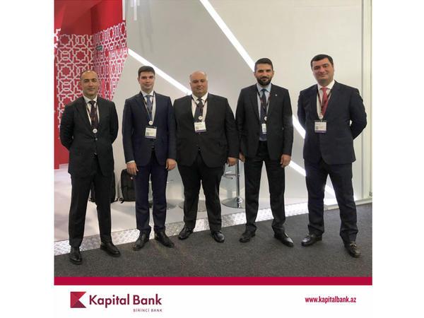 Kapital Bank ənənəvi SIBOS sərgisində iştirak edir