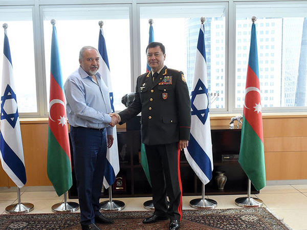 Azərbaycan və İsrail regional təhlükəsizlik məsələlərini müzakirə ediblər