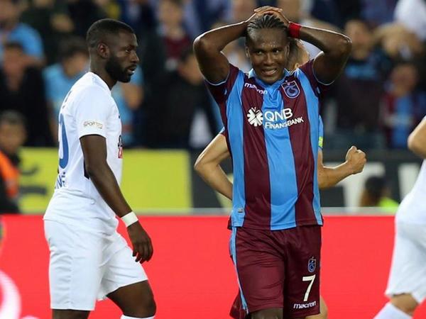 """""""Trabzonspor"""" autsayderlə bacarmadı"""