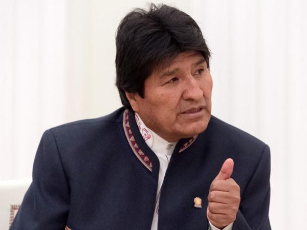 """""""ABŞ dünyanın və insan haqlarının düşmənidir"""" - <span class=""""color_red"""">Boliviya prezidenti</span>"""