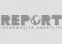 """""""Report"""" informasiya agentliyi 4 yaşını qeyd edir"""